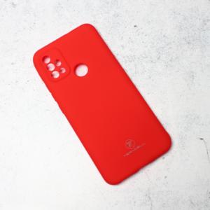 Maska Teracell Giulietta za Motorola Moto G10/G30 mat crvena