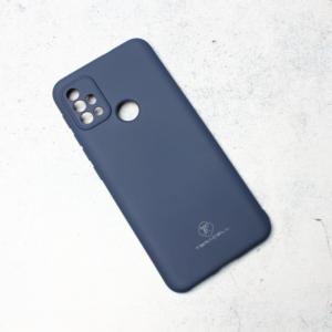 Maska Teracell Giulietta za Motorola Moto G10/G30 mat tamno plava