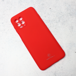 Maska Teracell Giulietta za Motorola Moto G100 mat crvena