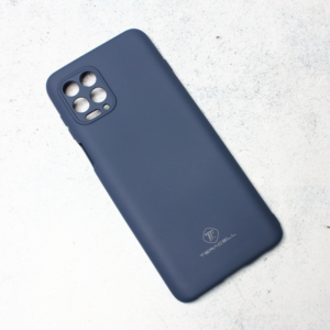 Maska Teracell Giulietta za Motorola Moto G100 mat tamno plava
