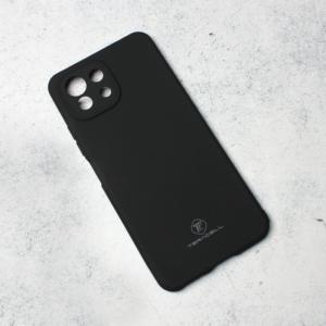 Maska Teracell Giulietta za Xiaomi Mi 11 Lite mat crna