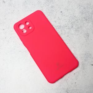 Maska Teracell Giulietta za Xiaomi Mi 11 Lite mat pink
