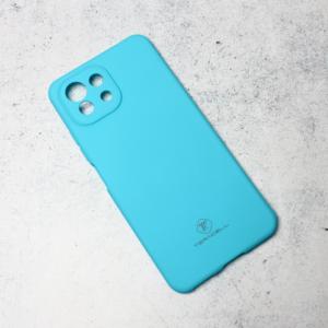 Maska Teracell Giulietta za Xiaomi Mi 11 Lite mat svetlo plava