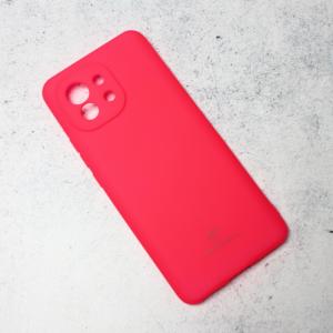 Maska Teracell Giulietta za Xiaomi Mi 11 mat pink