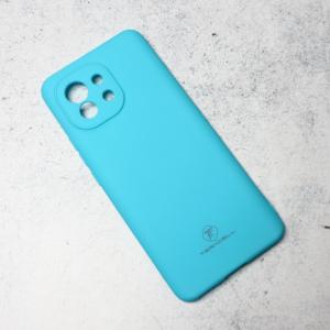 Maska Teracell Giulietta za Xiaomi Mi 11 mat svetlo plava