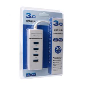 USB 3.0 HUB 4 porta JWD-U36 beli
