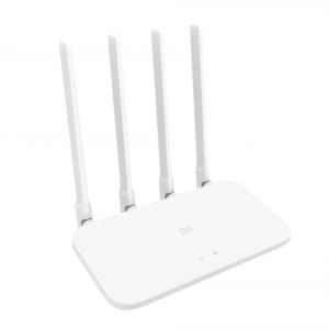 Wireless Router Xiaomi Mi 4C White/ 300Mbps/EXT4x5dB/2,4GHz/1 WAN/2LAN