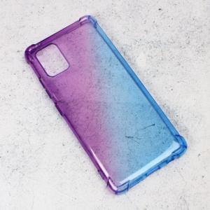 Maska Ice Cube Color za Samsung A515F Galaxy A51 ljubicasto plava