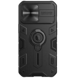 Maska Nillkin CamShield Armor za iPhone 13 Pro 6.1 crna