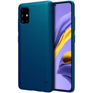 Maska Nillkin Scrub za Samsung A515F Galaxy A51 plava