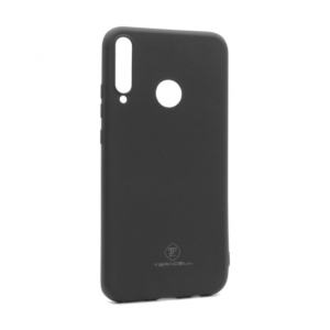 Maska Teracell Giulietta za Huawei P40 Lite E mat crna