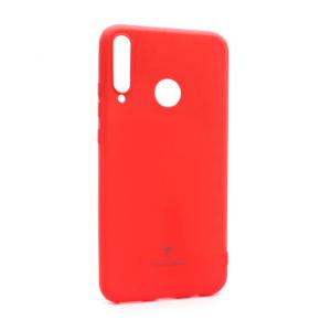 Maska Teracell Giulietta za Huawei P40 Lite E mat crvena