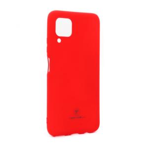 Maska Teracell Giulietta za Huawei P40 Lite/Nova 6 SE mat crvena