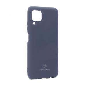 Maska Teracell Giulietta za Huawei P40 Lite/Nova 6 SE mat tamno plava