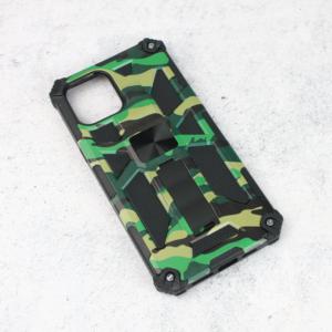 Maska Army Defender za iPhone 12 Pro Max 6.7 zelena