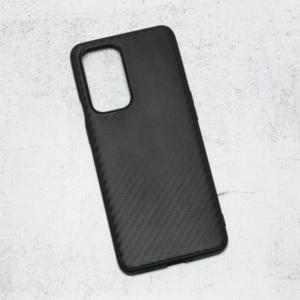 Maska Carbon fiber za One Plus 9 Pro crna