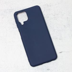 Maska Gentle Color za Samsung A225F Galaxy A22 4G tamno plava
