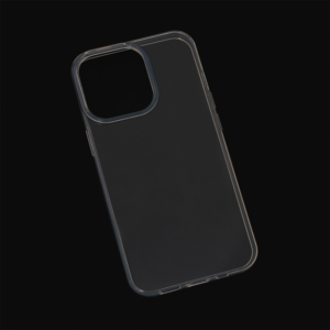 Maska silikonska Skin za iPhone 13 Pro 6.1 transparent