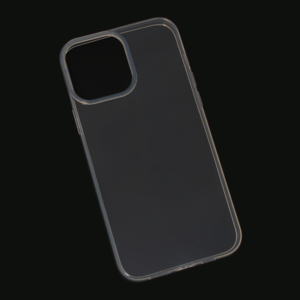Maska silikonska Skin za iPhone 13 Pro Max 6.7 transparent