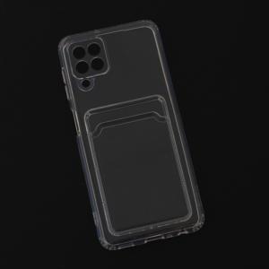 Maska Transparent Card za Samsung A225 Galaxy A22 4G