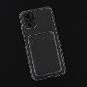 Maska Transparent Card za Xiaomi Redmi Note 10 4G/Note 10s